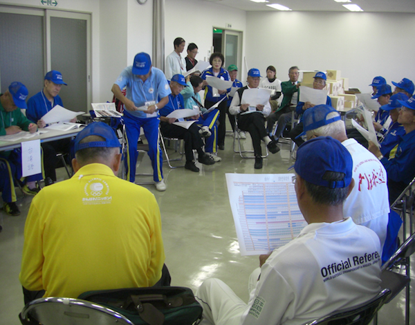 26日 県連盟スタッフミーティング